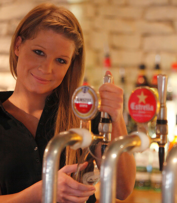 Bar jobs at The Trout Inn